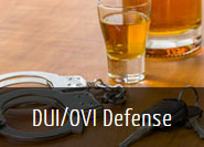 DUI/OVI Defense